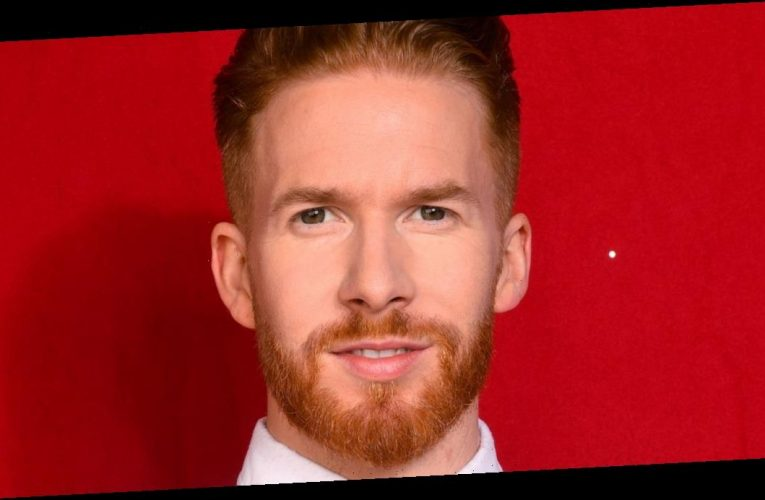 Strictly Come Dancing's Neil Jones denies he's gay — but admits his mum wishes he was