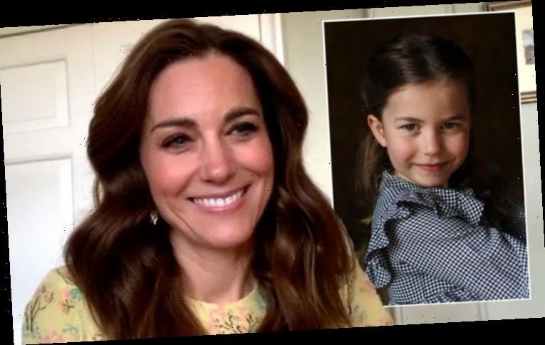 Hidden meaning behind Princess Charlotte's birthday pictures revealed in royal admission