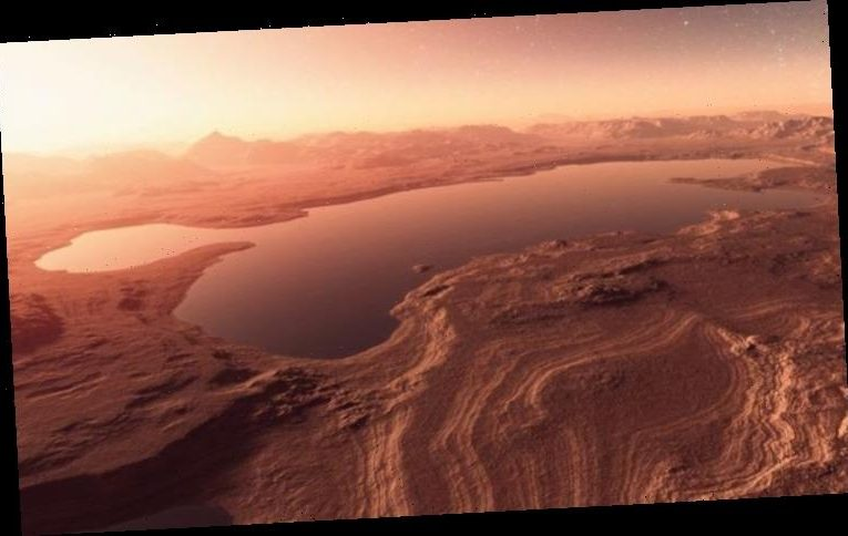 Life on Mars? Huge rivers flowed across Red Planet, says study – 'Conditions were right'