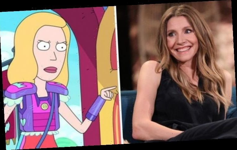Rick and Morty: Beth star drops major hint at character's season 4 fate 'It's ambitious!'