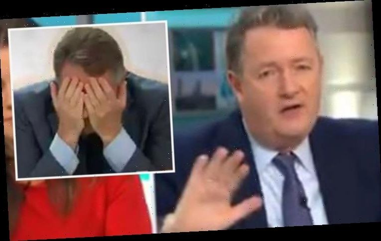 Piers Morgan causes GMB viewers to 'switch off' as he slams Boris: 'Confusing public'