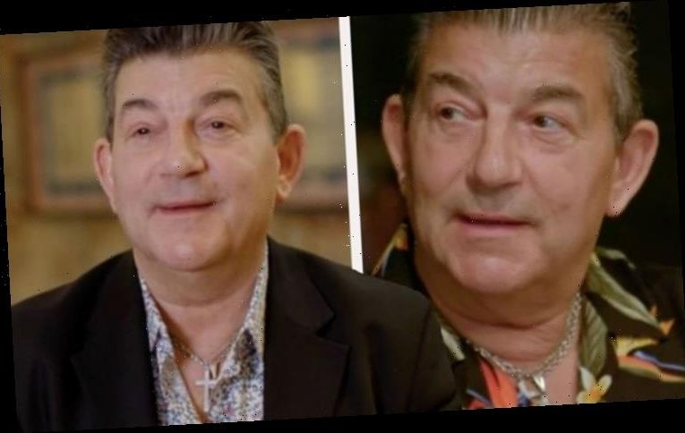 Eastenders star John Altman opens up on struggles with alcohol 'It crept up on me'