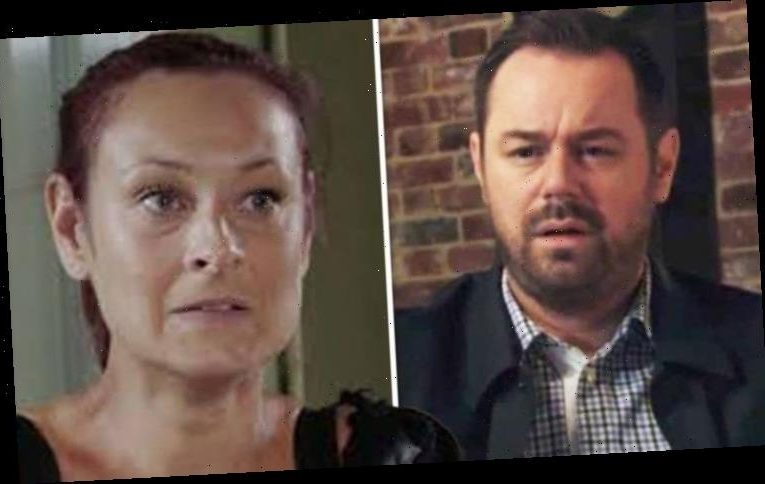 EastEnders spoilers: Tina Carter drops huge bombshell over her 'future' on the Square