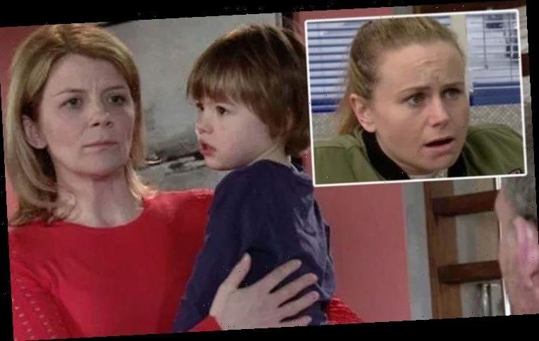 Coronation Street spoilers: Gemma Winter 'saves' Leanne Battersby in Oliver illness twist