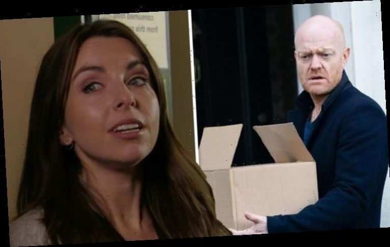 EastEnders spoilers: Max Branning thrown out after Ruby issues ultimatum