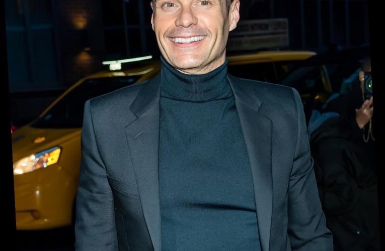 Ryan Seacrest Has A Message For Fans After His 'American Idol' Health Scare