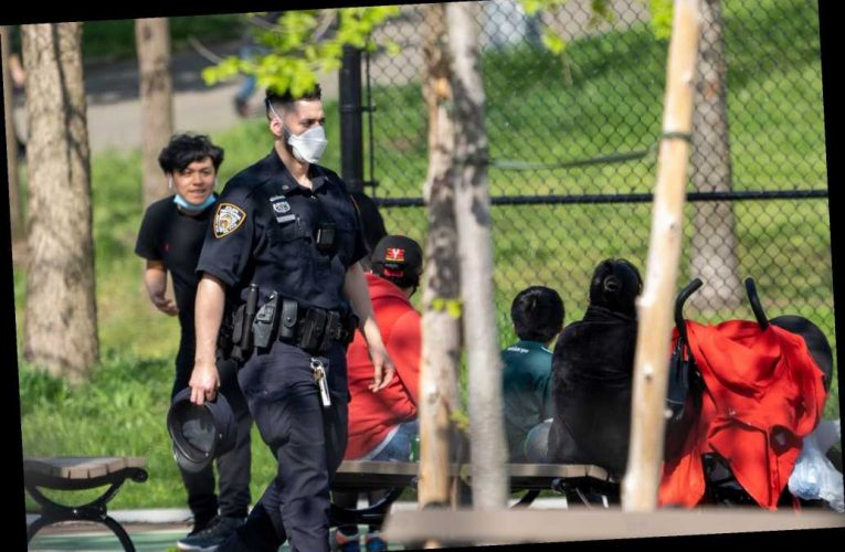 NYPD enlists school safety agents to scold social distance violators