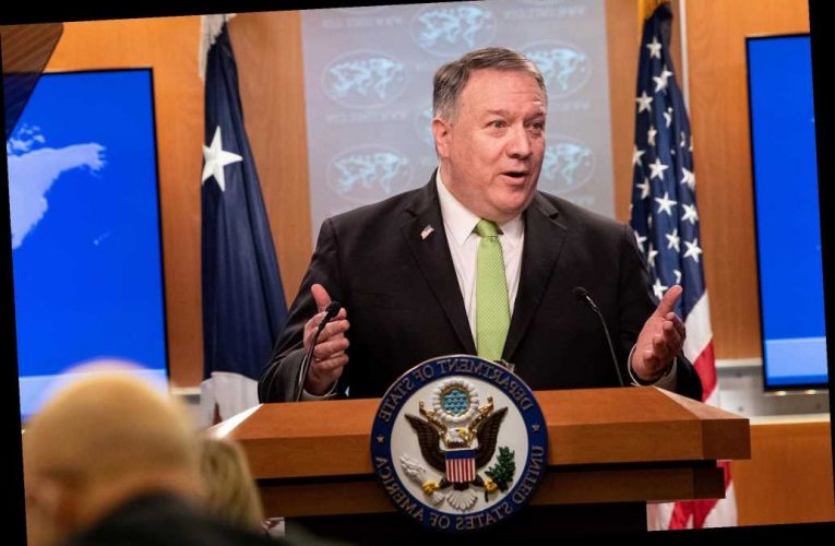 Mike Pompeo rips China's proposed power grab in Hong Kong