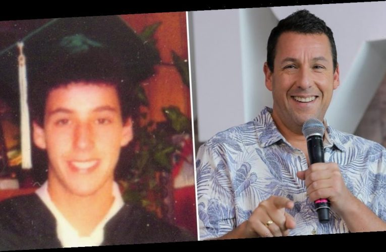 """Adam Sandler Addresses the Class of 2020 in Sweet Graduation Message: """"We Need You"""""""