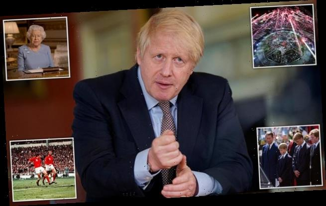 More than 27million people watch Boris Johnson's lockdown speech