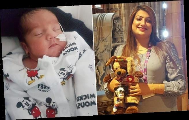 Baby whose mother died from coronavirus allowed home with family