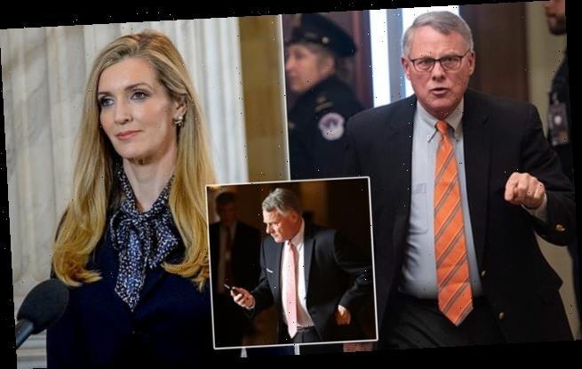 FBI serves search warrant on Sen. Richard Burr