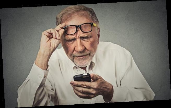 The elderly are isolated amid COVID-19 due to a lack of tech savvy