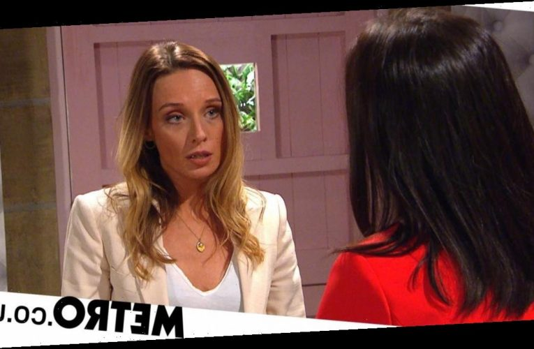 Spoilers: Andrea reveals shock revenge plan against Jamie in Emmerdale