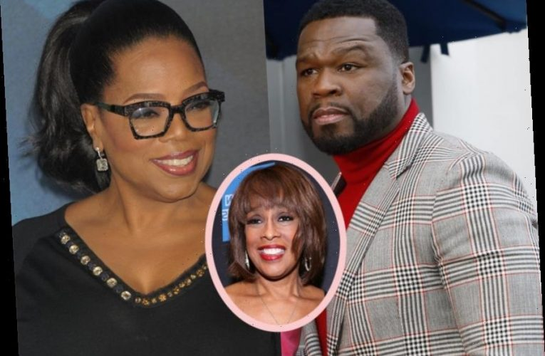 50 Cent Says Gayle King Helped Him End Beef With Oprah — And Reveals The Truth Behind His Many Feuds!