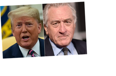 Robert De Niro Explains Why Donald Trump 'Doesn't Even Care How Many People Die'