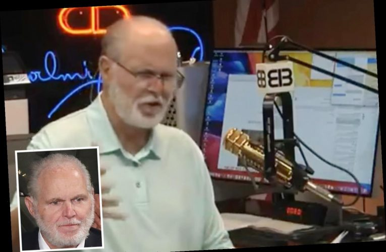 Rush Limbaugh may have to give up his controversial radio show because 'cancer treatment is kicking his a**' – The Sun