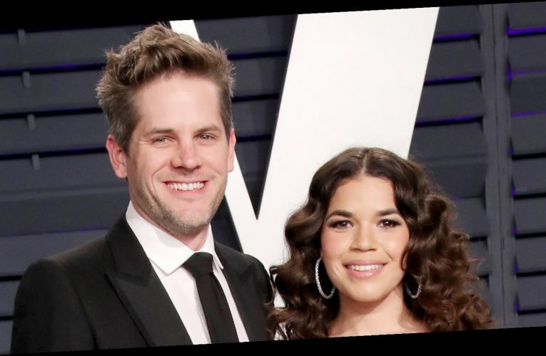 Super Mom! America Ferrera Gives Birth to 2nd Child With Ryan Piers Williams
