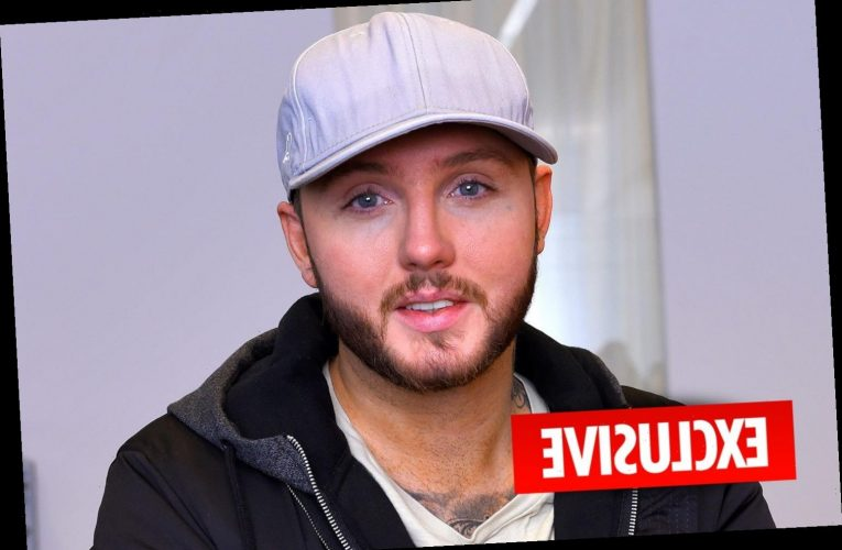 James Arthur has ballooned to 17 stone after bingeing on sausage sandwiches and cakes in lockdown – The Sun