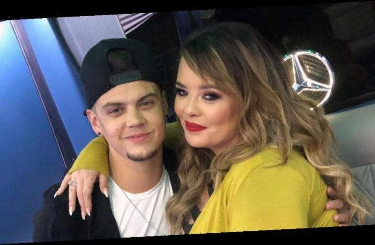 Catelynn Lowell and Tyler Baltierra Wish Daughter Carly Happy 11th Birthday