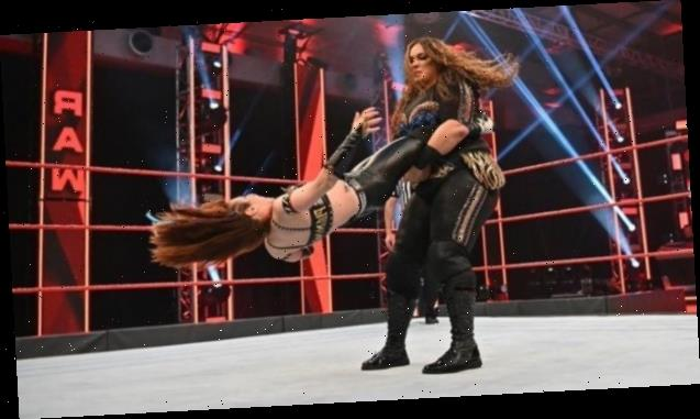 WWE bans controversial 'buckle bomb' after Nia Jax botched move in match against Kairi Sane on Raw – The Sun