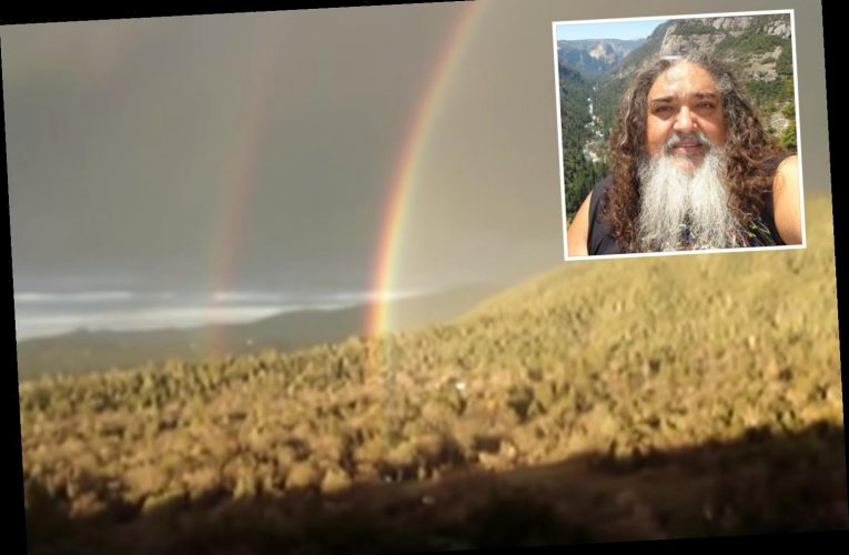 'Double Rainbow Guy' Paul Vasquez dies aged 57 after becoming viral star over emotional nature clip – The Sun