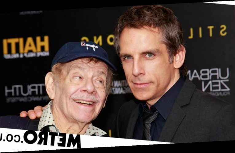 Ben Stiller opens up on last days with dad Jerry before tragic death