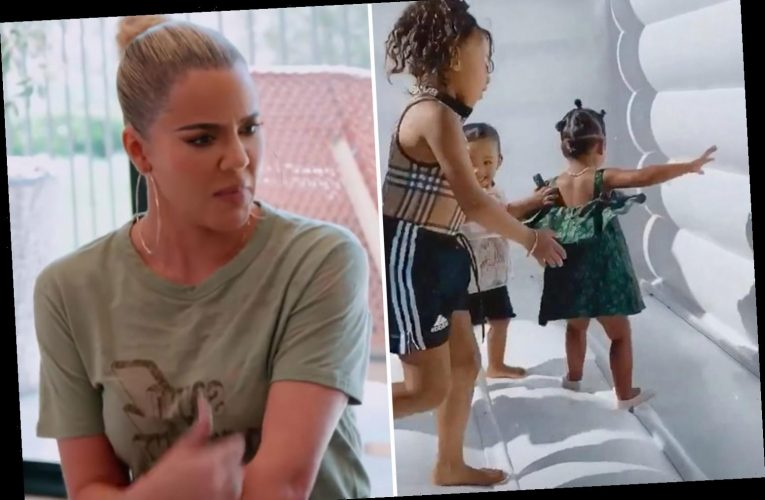 Khloe Kardashian slams fans' claims her famous family is not social distancing and says accusation 'drives me wild!' – The Sun
