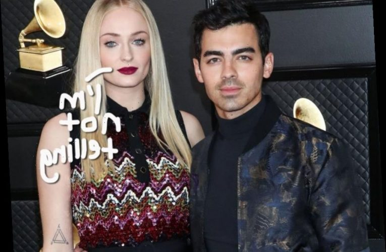 Pregnant Sophie Turner's Baby Bump On Display During Los Angeles Stroll With Joe Jonas!