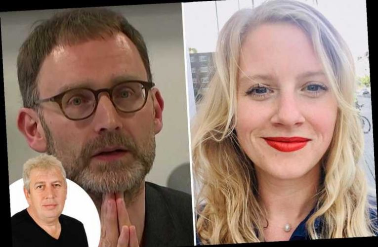 Useless Professor Neil Ferguson has been massaging stats… and married Antonia Staats – The Sun