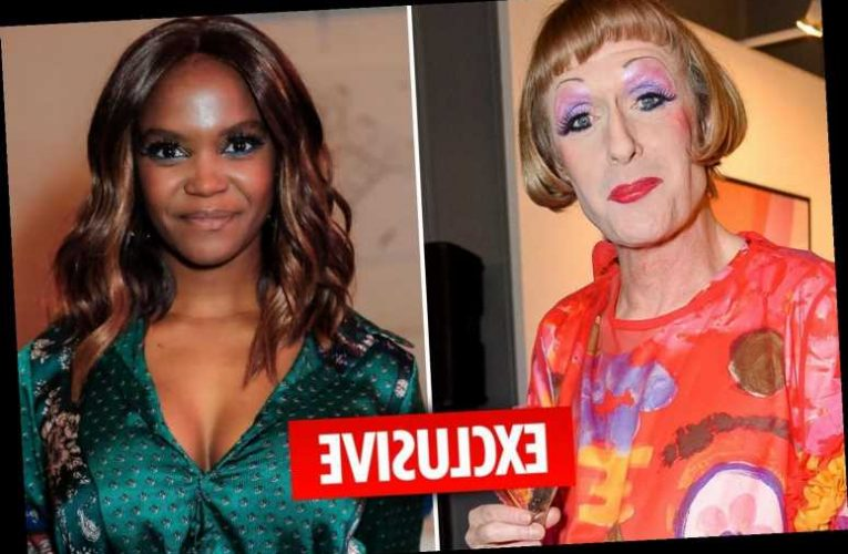 Artist Grayson Perry wants to be partnered with Oti Mabuse if he does Strictly – The Sun