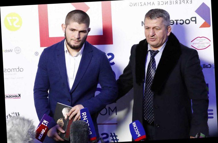 Khabib's dad Abdulmanap Nurmagomedov wakes from coma following heart surgery as UFC world rallies around him – The Sun