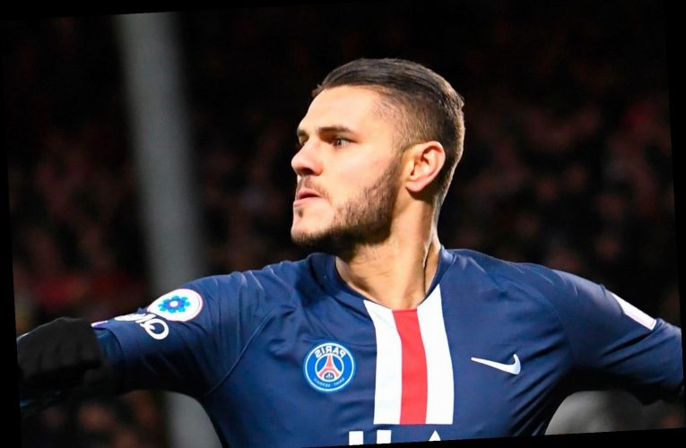 PSG announce Icardi has completed transfer from Inter Milan, with deal thought to include 'anti-Juventus' clause – The Sun