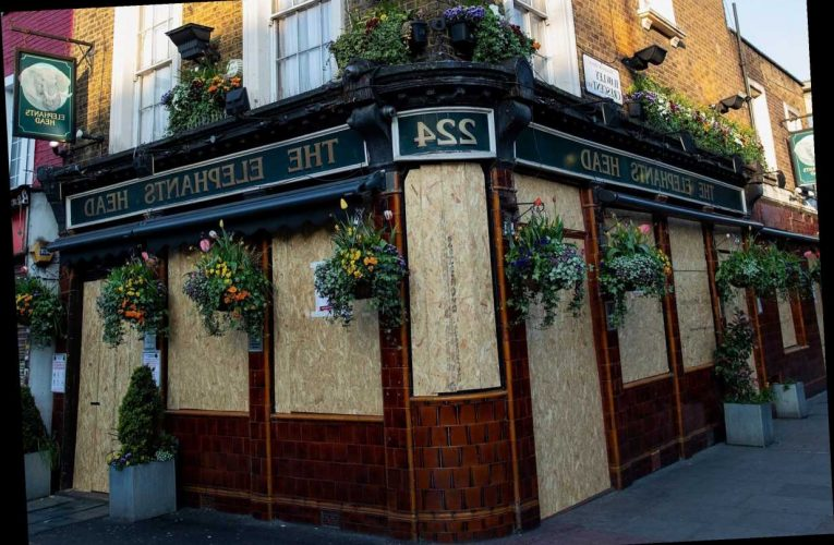 Britain's pubs face 'worrying' future as up to 15,000 could close for good during the coronavirus crisis – The Sun