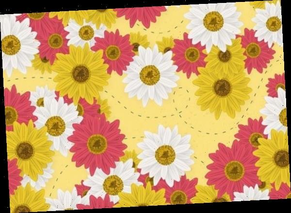 Can you spot the bee buzzing among the flowers in this tricky puzzle?