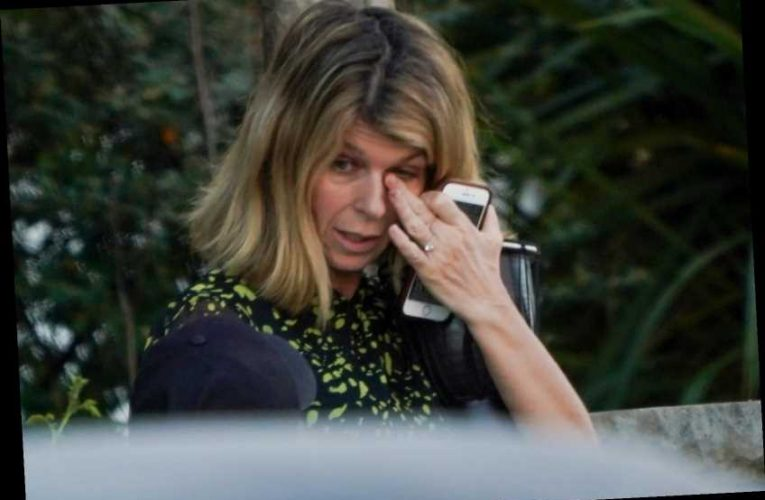 Kate Garraway forced to find new ways of keeping strong for her kids as husband Derek remains critically ill – The Sun