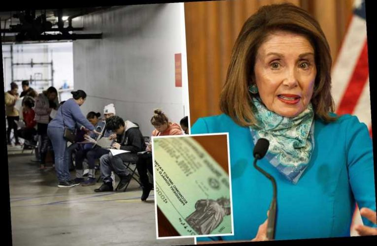 Pelosi pushes for new $1.2TRILLION coronavirus stimulus bill that will give Americans MORE checks – The Sun