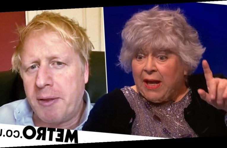 Miriam Margolyes sparks over 200 complaints after wishing death on Boris Johnson