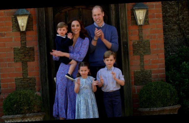 Prince William: 5 Photos of Him Being a Regular Parent