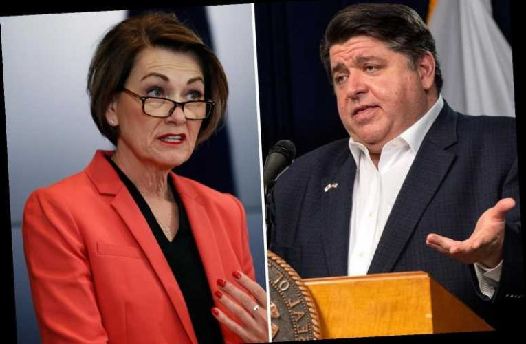 Iowa Gov. in 'quarantine' after White House meeting with Mike Pence and Illinois Gov. must stay home – The Sun