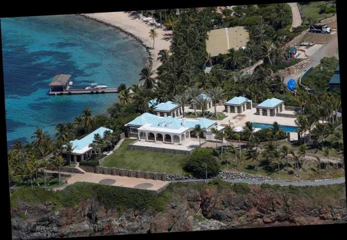 Where is Epstein Island and what happened there? – The Sun