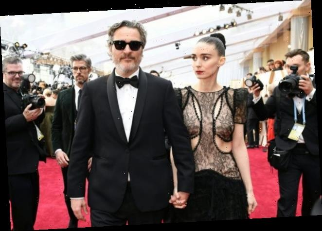 Joaquin Phoenix and Rooney Mara Are Expecting Their First Child, But the Couple Met in the Most Ironic Way Possible
