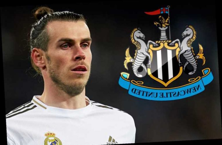 Newcastle make audacious Gareth Bale transfer a 'priority' if £300m Saudi Arabia takeover is completed – The Sun