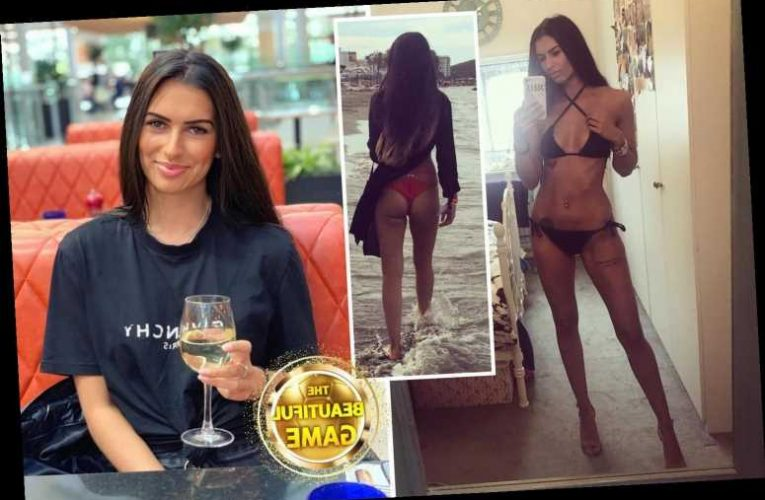 West Ham superstar Jarrod Bowen's English graduate girlfriend Jaz who works as an interior designer