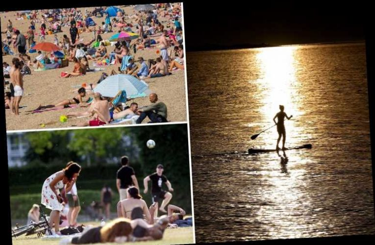 UK weather forecast – Britain to bask in 23C scorcher…and it's going to get hotter over May bank holiday weekend – The Sun