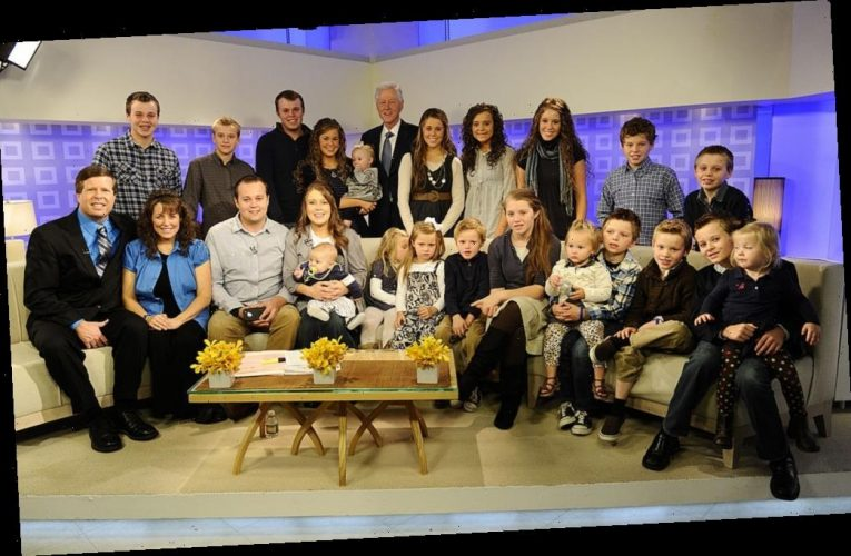 'Counting On': The Duggar Family Follows Some Incredibly Specific Abstinence Rules