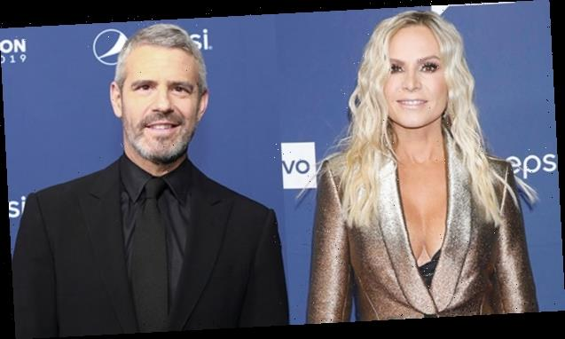 Tamra Judge Reveals The Hope Andy Cohen Gave Her For A Future Full-Time Return To 'RHOC'