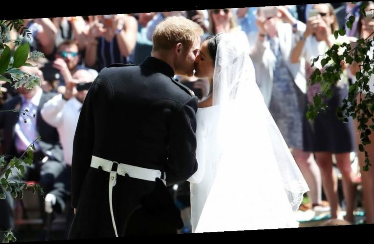 100 of the Best Pictures From Prince Harry and Meghan Markle's Royal Wedding