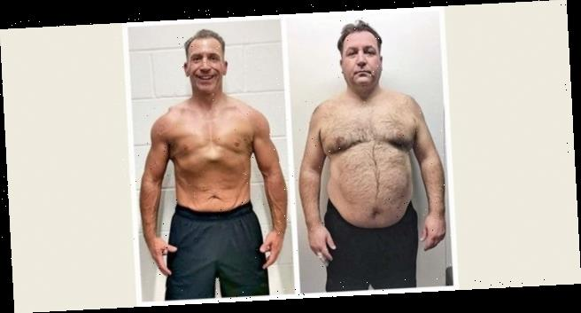 How This Man Lost 70 Pounds and Carved a Midlife Six-Pack at Age 47