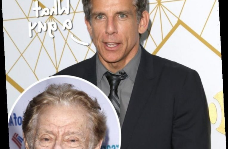 Ben Stiller Reveals How Jerry Stiller Spent His Final Days & Shares Touching Memories Of His Father